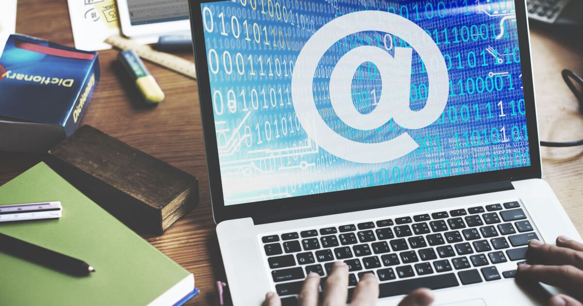 Portada email Marketing Digital Marina