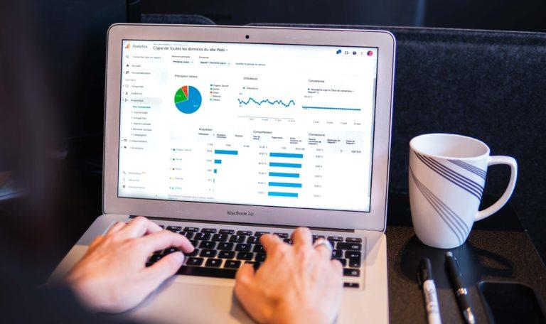 Google Analytics Marina Digital